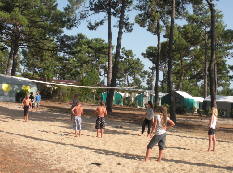 Camping groupe Montalivet Archipel