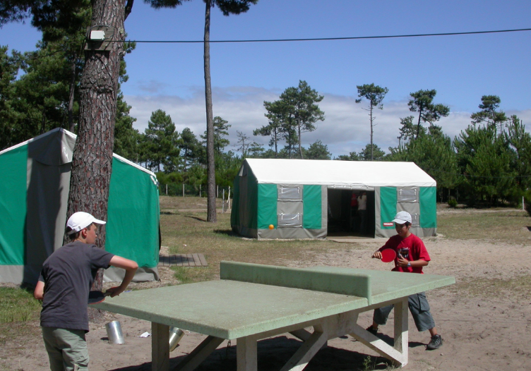 Village de toiles Archipel Montalivet camping